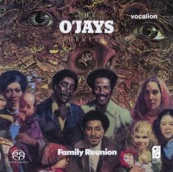 The O'Jays - Survival & Family Reunion   SACD