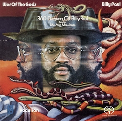 Billy Paul - 360 Degrees of Billy Paul & War of the Gods  SACD