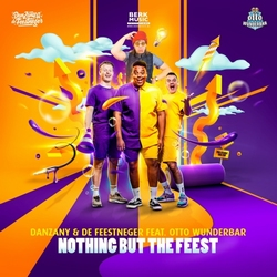 DanZany & De Feestneger ft. Otto Wunderbar - Nothing But...  CD-Single