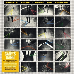 Gary's Gang - Keep on dancing  LP