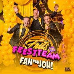 Frits & Feestteam - Fan Van Jou  CD-Single