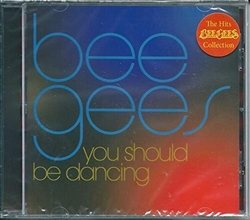 Bee Gees ‎- You Should Be Dancing (Greatest Hits)  CD