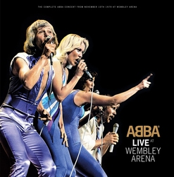 Abba - Live At Wembley Arena Ltd. Half Speed Mastering  LP3