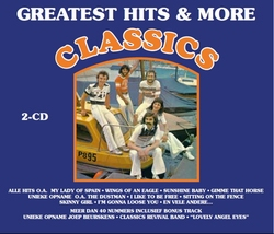 Classics - Greatest Hits and More  CD