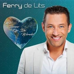 Ferry de Lits - We Benne Op De Wereld  CD-Single