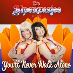 Alpenzusjes - You'll Never Walk Alone  CD-Single