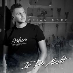 Brian More - In De Nacht  CD-Single
