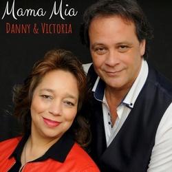 Danny & Victoria - Mama mia  CD-Single
