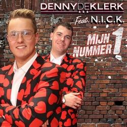 Denny de Klerk - Mijn nummer 1  CD-Single