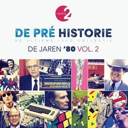 De Pre Historie - De Jaren  80 Vol.2  Ltd.  10CD box-set
