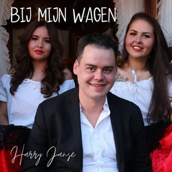 Harry Janse - Bij mijn wagen  CD-Single