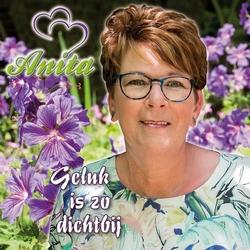 Anita - Geluk is zo dichtbij  CD-Single
