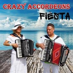 Crazy Accordeons - Fiesta  CD-Single