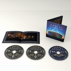 Eagles - Live from The Forum  MMXVIII   CD2+BluRay