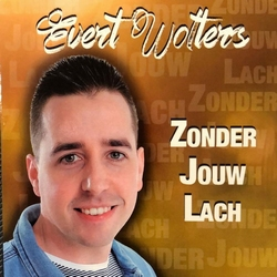 Evert Wolters - Zonder jouw lach  CD-Single