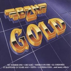 BZN - Gold  CD