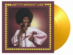 Betty Wright - Betty Wright Live   Ltd. Coloured Edit.  LP