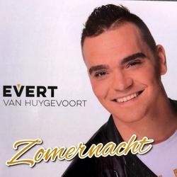 Evert van Huygevoort - Zomernacht  CD-Single