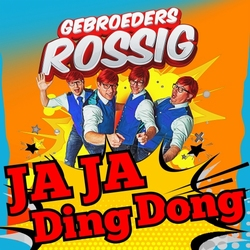 Gebroeders Rossig - Ja Ja Ding Dong  CD-Single