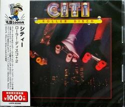Citi - Roller Disco + 2 Bonus Tracks   CD