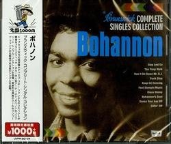 Bohannon ‎- Brunswick Complete Singles Collection Ltd.  CD