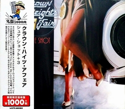 Crown Heights Affair - Sure Shot Ltd. + 3 Bonus Tracks  CD