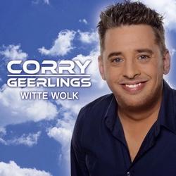 Corry Geerlings - Witte Wolk  CD-Single