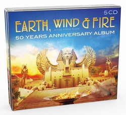 Earth Wind & Fire - 50 Years Anniversary Album Ltd.  CD5