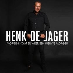 Henk de Jager - Morgen komt er weer een nieuwe morgen  CD-Single