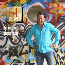 Fred van Gerven - De ware in de zomerzon  CD-Single