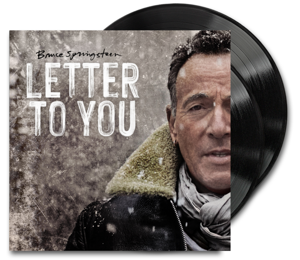Bruce Springsteen - Letter To You   LP2