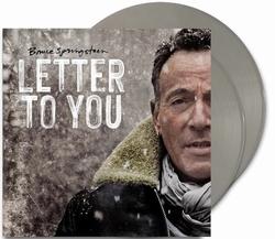 Bruce Springsteen - Letter To You (Gray Vinyl)  LP2