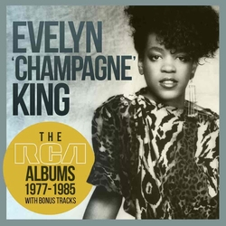 Evelyn 'Champagne' King - The RCA Albums 1977-1985  CD8
