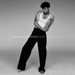 Duncan Laurence - Small Town Boy   MC