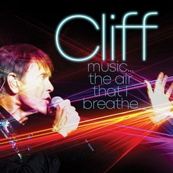 Cliff Richard - Music...The Air That I Breathe  CD
