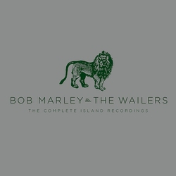 Bob Marley & The Wailers - Complete Island Recordings Ltd.  11CD Box-Set