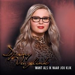 Djaimy Veugelink - Want Als Ik Naar Jou Kijk  CD-Single