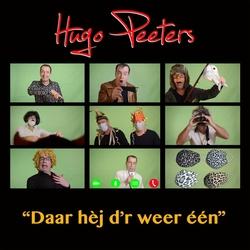 Hugo Peeters - Daar héj dèr weer één  CD-Single