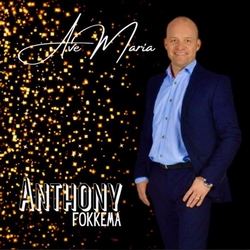 Anthony Fokkema - Ave Maria  CD-Single