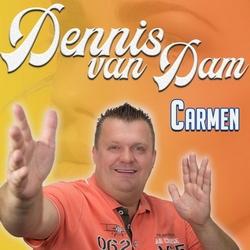 Dennis van Dam - Carmen  CD-Single