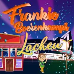 Frankie Boerenkamps - Lachen  CD-Single