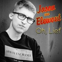 Jason van Ellewout - Oh, lief  CD-Single
