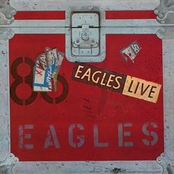 Eagles - Live   LP2