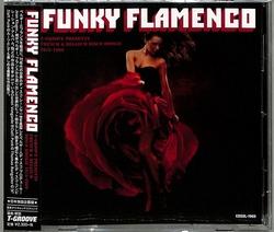 Funky Flamenco: T-Groove Presents French & Belgium Disco  CD
