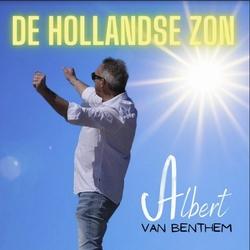 Albert van Benthem - De Hollandse Zon  CD-Single