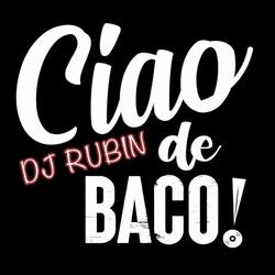 DJ Rubin - Ciao De Baco  CD-Single