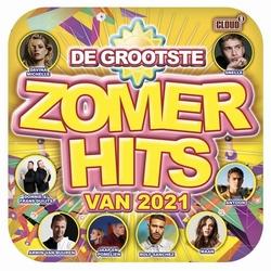 De Grootste Zomerhits Van 2021  CD