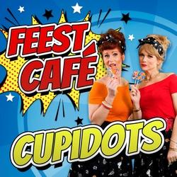 Cupidots - Feestcafé  CD-Single