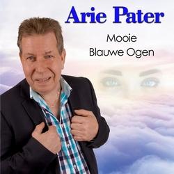Arie Pater -  Mooie blauwe ogen  CD-Single