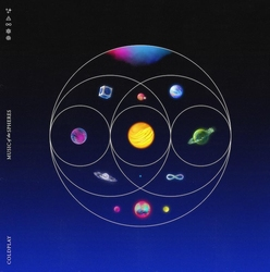 Coldplay - Music Of The Spheres   CD